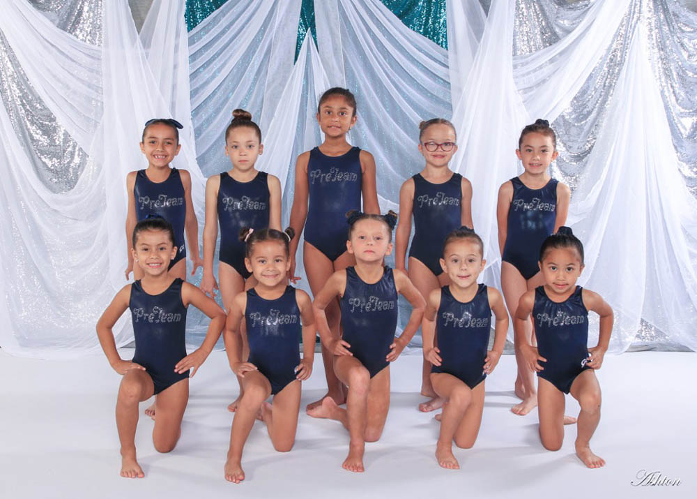 Avalon Park Pre Team Gymnasts